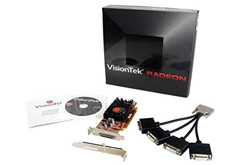 Origin Storage Visiontek Radeon 5570Radeon HD 55701GB GDDR3–Grafikkarten (Radeon HD 5570, 1GB, GDDR3, 650MHz, PCI Express x16)
