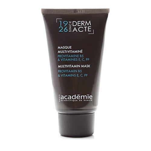 Académie Masque Multi Vitaminé Déshydratation Sévère Anti Âge Global Hyper Pigmentation 75 ml