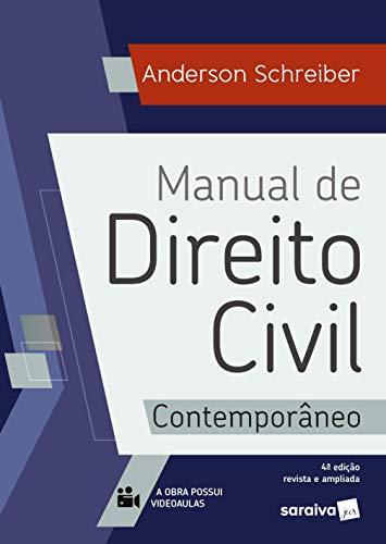 Manual de Direito Civil Contemporâneo - 4 ª Edição 2021