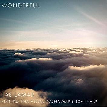 Wonderful (feat. KD Tha Vessel, Aasha Marie & Jovi Harp)