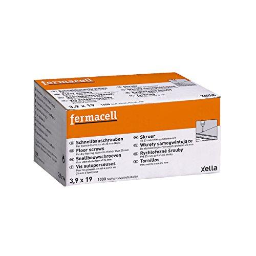 Fermacell Schnellbauschrauben für Estrich-Elemente 3,9 x 22mm