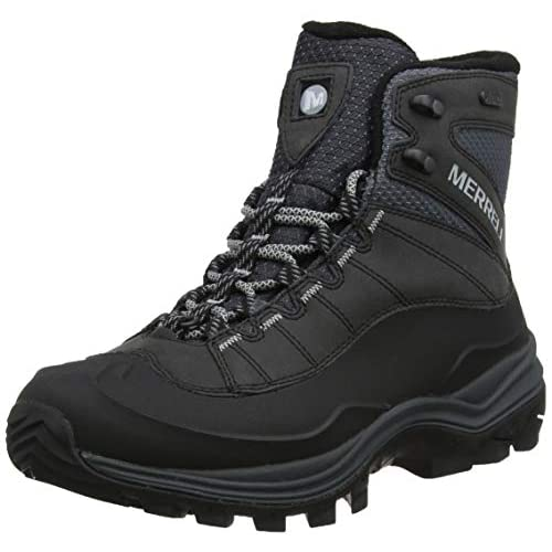 41x5n10lo5L. SS500  - Merrell Men's Thermo Chill Mid Shell Waterproof Snow Boots