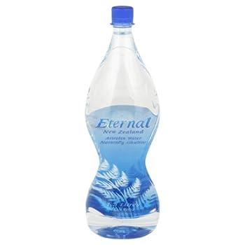 Eternal Naturally Alkaline Spring Water 50.7 Fl Oz  Pack of 12