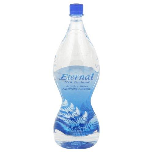 Eternal Naturally Alkaline Spring Water, 50.7 Fl Oz (Pack of 12)