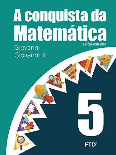 A Conquista da Matemática - 5º ano: Conjunto