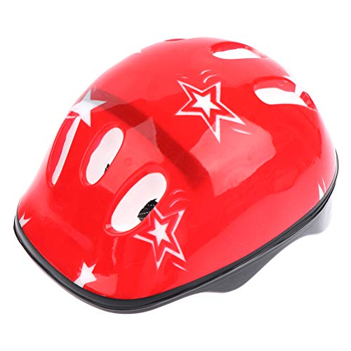 FADACAI Casco de bicicleta para niños, casco de equitación para niños