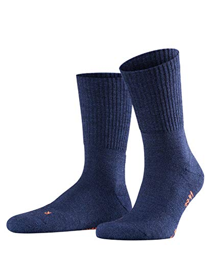 FALKE Unisex Socken, Walkie Light U SO-16486, Blau (Jeans 6670), 46-48