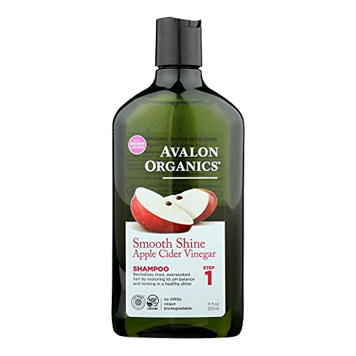 Avalon Smooth Shine Apple Cider Vinegar Shampoo - 325ml