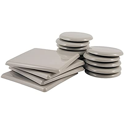 Reusable Furniture Movers for Carpeted Surfaces Value Pack