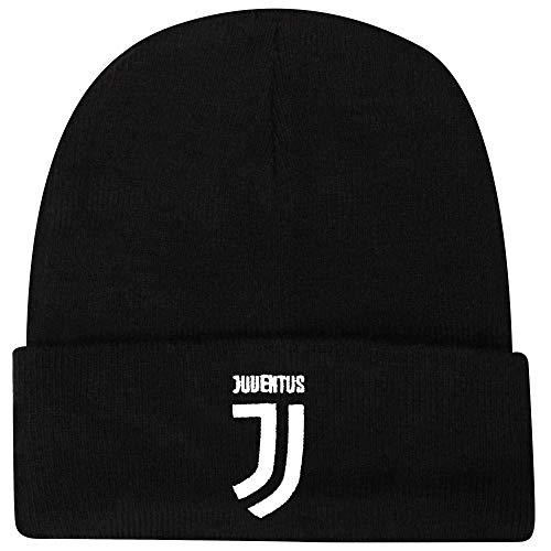 Offizieller FC Juventus (Serie A) bestickte Bronx-Mütze (100 % Acryl)