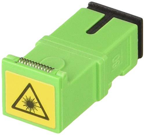 Delock Kupplung mit Laserschutzklappe SC Simplex Buchse/Buchse 4 Stück