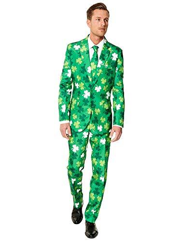 Generique - Costume Mr. Saint Patrick Homme Suitmeister L (EU 54)