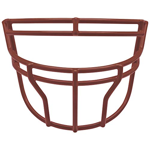 Schutt Sports Super Pro Carbon Steel ROPO-DW- XL Football Faceguard, Grey