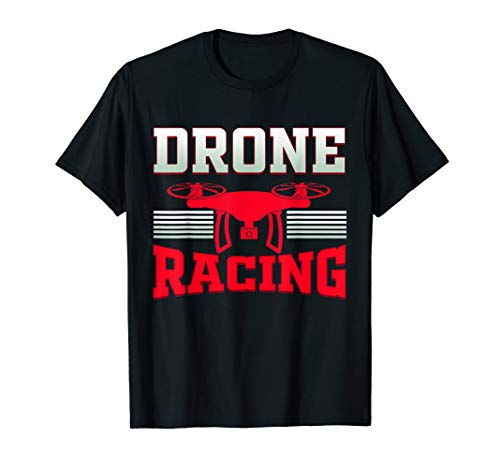 Drone Racing | Drone Pilot Quad Copter RC Gift T-Shirt