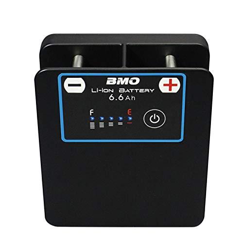 BMO JAPAN(ビーエムオージャパン) リチウムイオンバッテリー6.6Ah(バッテリーのみ) 10A0004