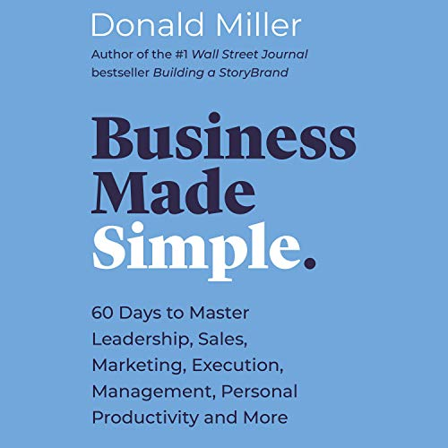 Couverture de Business Made Simple