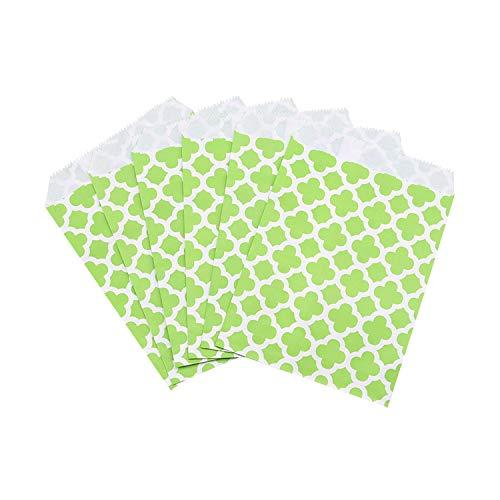 Geschenktasche, 25 Stück/Packung, 12 cm x 17 cm, gepunktet, Papiertüten für Süßigkeiten, Lebensmittelverpackung, Papier, Geschenktüten, für Geburtstage, Hochzeit, Party, Dekoration, Papier, Handwerk