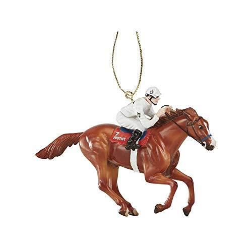Breyer Justify Ornament 9303