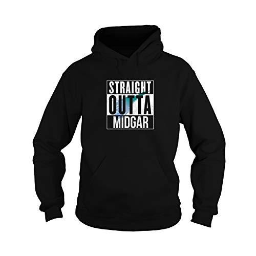 Zoko Apparel Straight Midgar - Camisa unisex