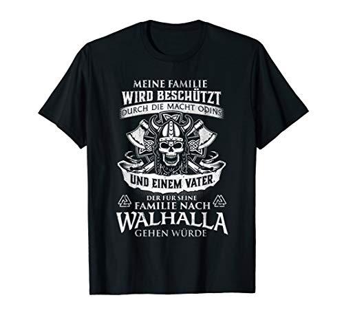 Die Macht Odins - Wikinger & Walhalla Geschenk T-Shirt