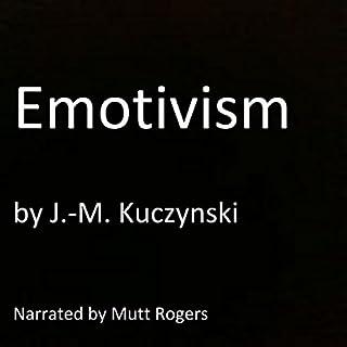 Emotivism cover art