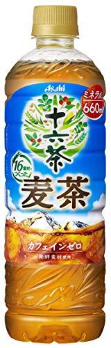 アサヒ 十六茶麦茶 お茶 660ml ×24本