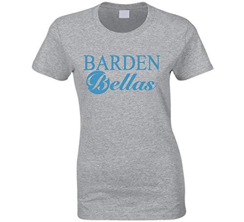 Barden Bellas Fun Popular Pitch Perfect Movie Disfraz de Halloween Camiseta Grfica Gris