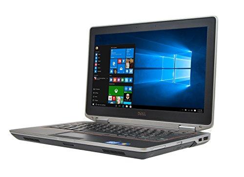 MyDigitalTech Dell Latitude E6320 - Procesador Intel Core CPU Original para Microsoft Windows 10 Professional Plateado Plata Core i5, 4GB RAM, 512GB SSD