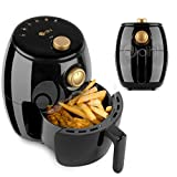 Best Air Fryers - Dihl 2L Air Fryer Black Gold Rapid Healthy Review