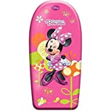 Lively Moments Hochwertiges Bodyboard von Disney Minnie Mouse - Bow-tique ca. 104 cm -