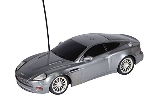 Nikko - 1962052 - Voiture Radiocommandé Aston Martin Vanquish - James Bond 007...