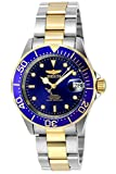 Invicta 8928 Pro Diver Reloj Unisex acero inoxidable Automático Esfera azul