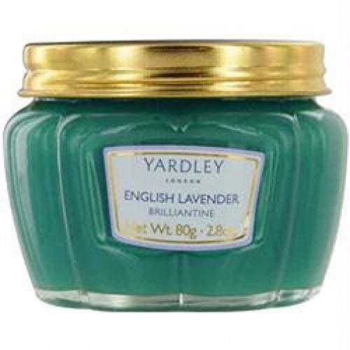 YARDLEY by Yardley ENGLISH LAVENDER BRILLIANTINE (HAIR POMADE) 2.7 OZ by Yardley