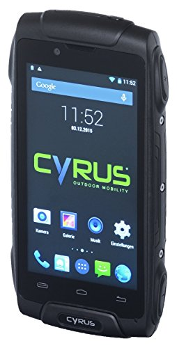 CYRUS CYR10046 CS 30 IP68 Outdoor 11,3 cm (4,5 Zoll) Smartphone (Android 4.4.4)