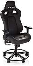 PLAYSEAT L33T, Black Video Game Chair for Nintendo Xbox Playstation CPU