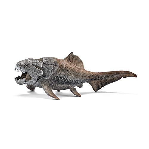 Schleich Dinosaurs Dunkleosteus Educational Figurine for Kids Ages 4-10