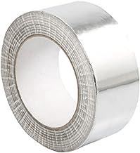 STERR - Aluminium tape aluminium plakband aluminium tape zilver 50 mm x 50 m