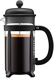 BODUM JAVA 8-Cup Coffee Press, 1Litre, Black