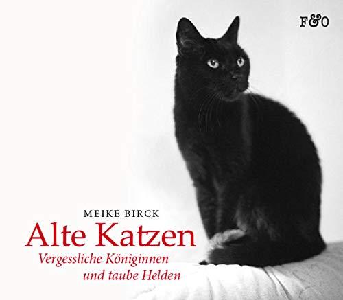 Alte Katzen: Vergessliche Königinnen und taube Helden