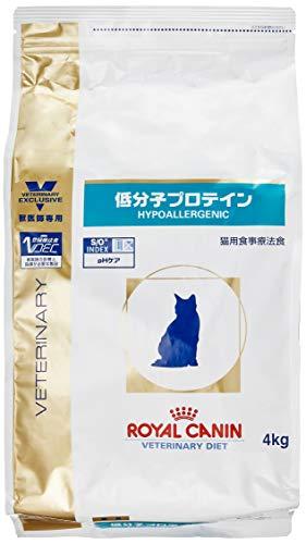 ロイヤルカナン 療法食 猫 低分子プロテイン ドライ 4kg