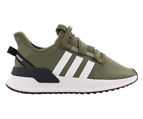 adidas U Path Run J Boys Shoes Size 7; Color: Olive