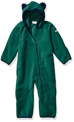 Columbia Infant Tiny Bear II Bunting, Warm, Soft Fleece