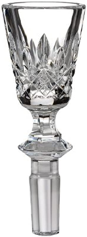 Waterford Crystal Classic Lismore Bottle Tasting Stopper