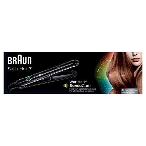 Braun Satin Hair 7 ST780 - Plancha de pelo profesional con tecnología...