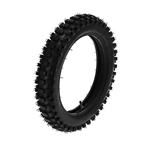 Neumático de motocicleta, tubo interior de goma antidesgaste, ruedas de scooter, neumático de motor profesional para una instalación sencilla