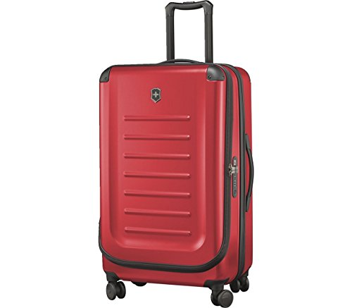 Affordable Victorinox Spectra 2.0 Hardside Spinner Suitcase, Red, Expandable Checked-Large (30)