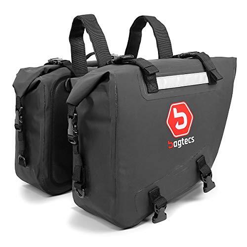 Satteltaschen Wasserdicht für Kawasaki Versys 1000/650 Bagtecs WP6