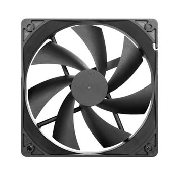 Yate Loon - FAN DC 12V .14A BARE ENDS - 8025M12