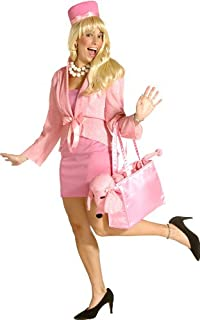 Adult Poshatively Pink Costume
