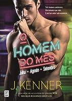 O Homem do Mês: Julho, Agosto, Setembro 3 (Portuguese Edition)